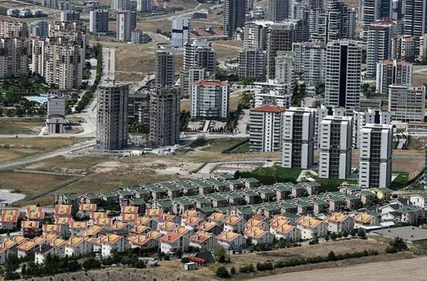 ارتفاع مبيعات الشقق للأجانب في تركيا في سبتمبر 2021