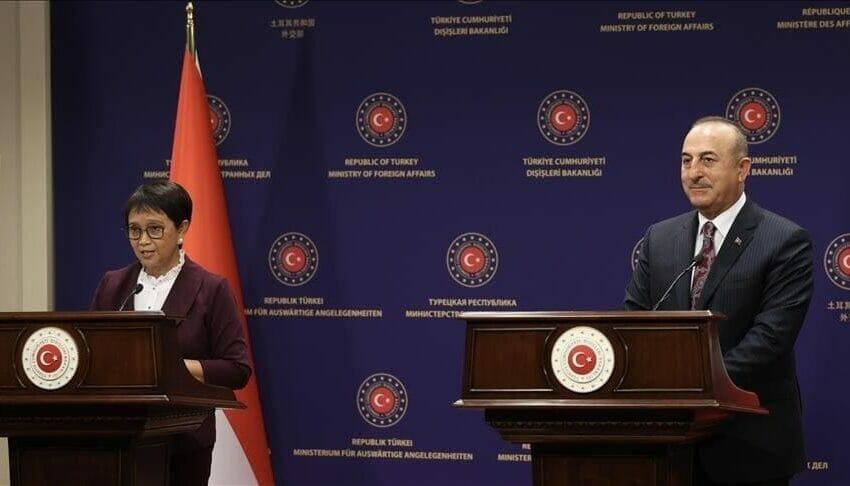 اعتماد ممر سفر آمن بين تركيا وإندونيسيا 2021