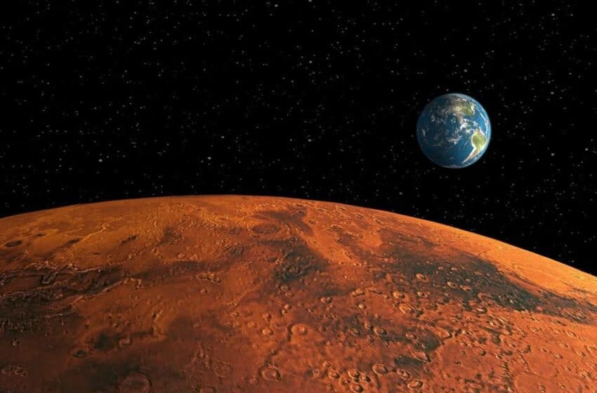 البحيرة التركية التي تشبه المريخ قبل مليارات السنين