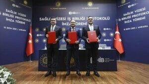 تسهيل منح تأشيرات الدخول إلى تركيا للمرضى الأجانب بغرض السياحة العلاجية