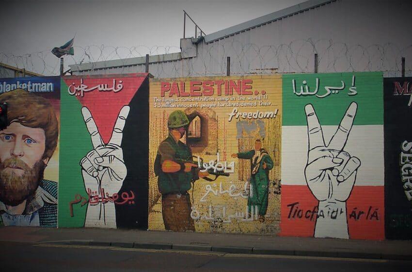 الكاتبة الأيرلندية سالي روني تتضامن مع الشعب الفلسطيني بطريقتها