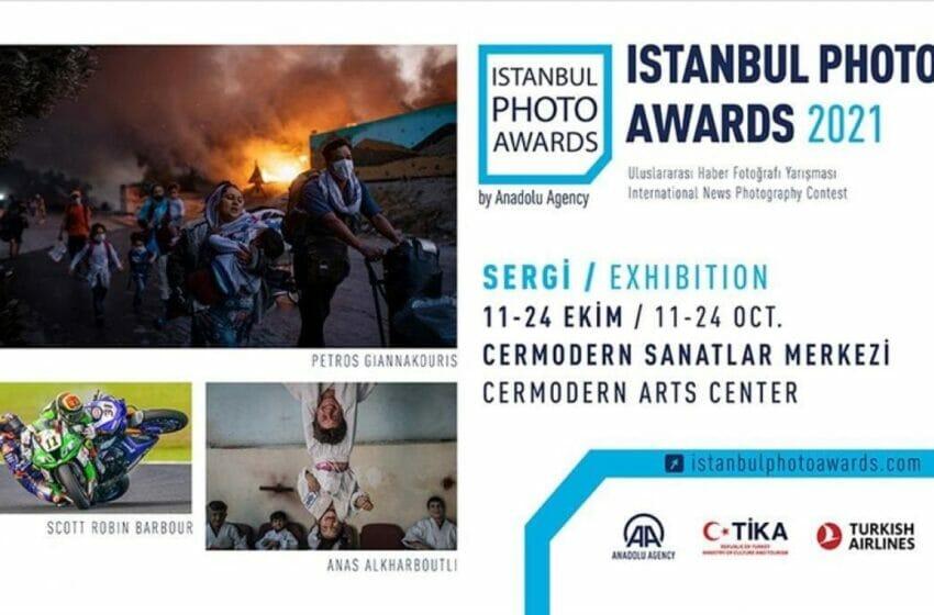 جوائز إسطنبول لأفضل صورة 2021 في معرض خاص