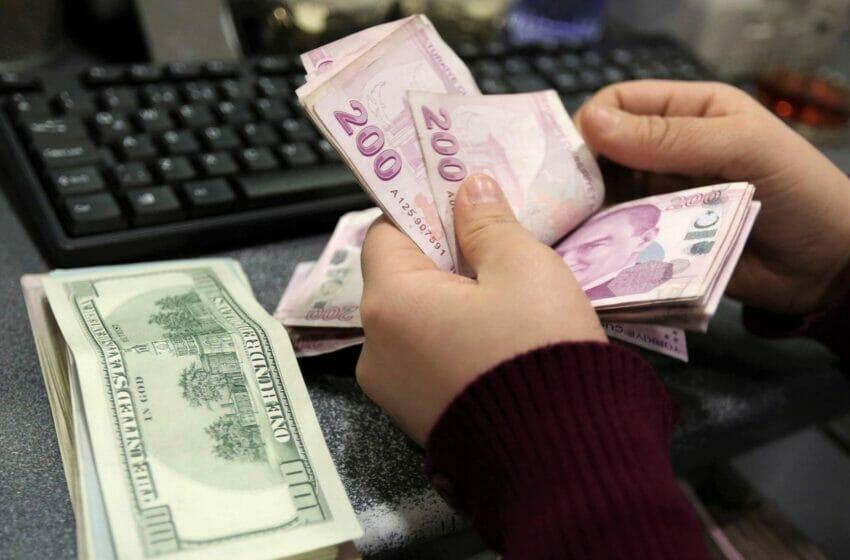 سعر الدولار في تركيا اليوم الإثنين 4-10-2021 سعر صرف الليرة التركية