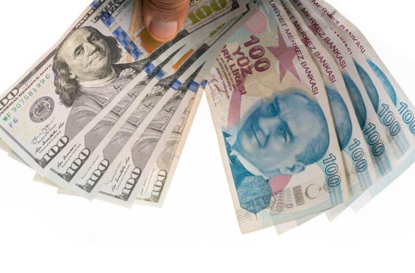 سعر الدولار في تركيا اليوم الثلاثاء 5-10-2021 سعر صرف الليرة التركية
