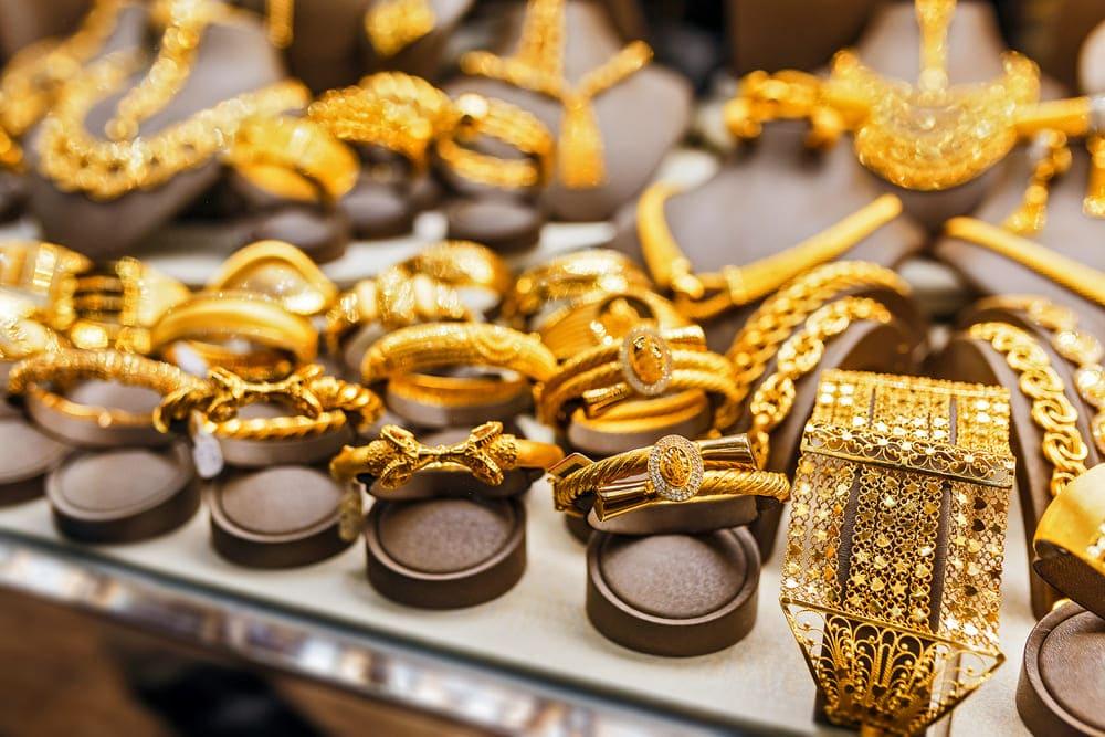 سعر الذهب في العراق اليوم الخميس 14-10-2021 | سعر جرام الذهب 21