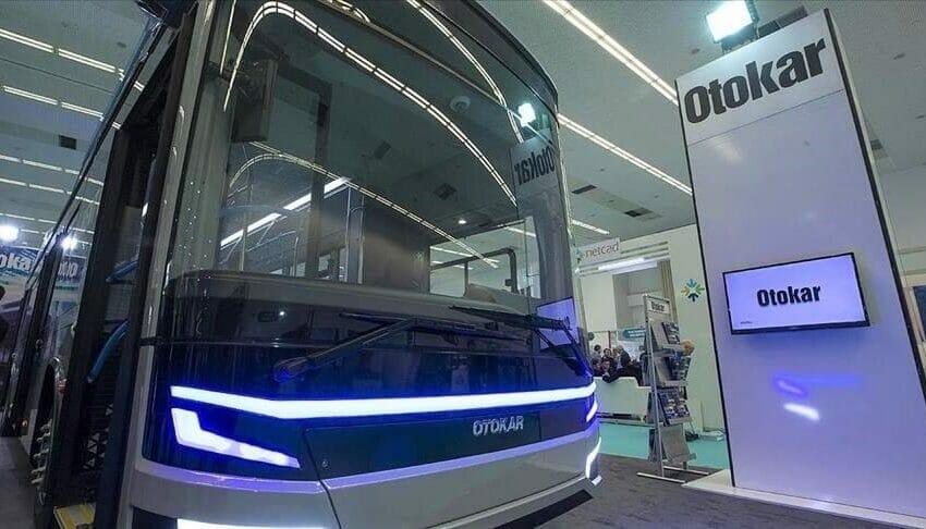 شركة تركية تصنع 136 حافلة للأردن