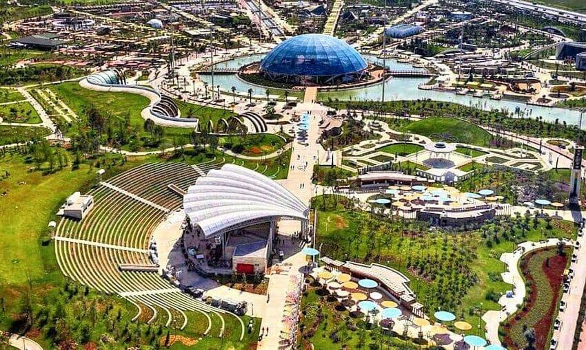 قريبا.. معرض السياحة في أنطاليا 2021