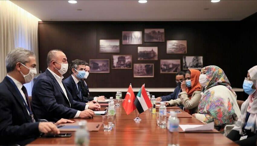 الخارجية التركية: دعم تركيا للسودان سيستمر
