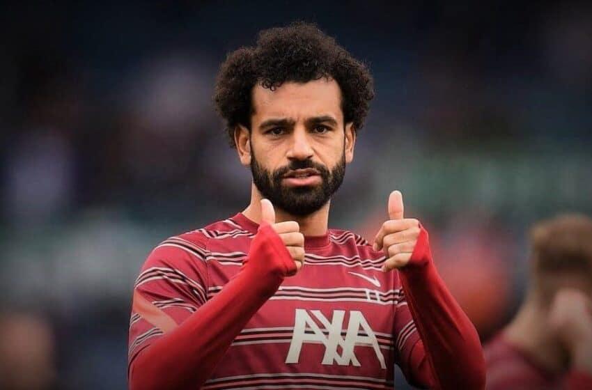 هل يحقق محمد صلاح الكرة الذهبية 2021؟