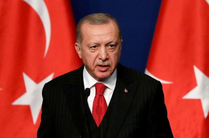 أردوغان يهدد بعملية عسكرية جديدة في سوريا ويتوعد حزب العمال الكردستاني