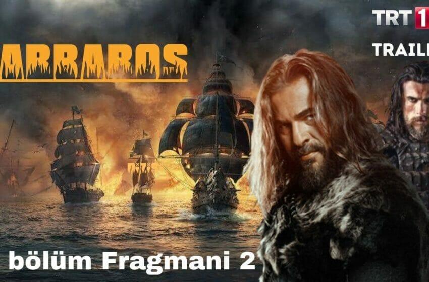 مباشر مسلسل بربروس الحلقة 5 على قناةTRT 1 التركية بربروس الحلقة 5